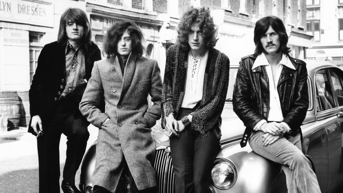 Jimmy Page Breaks 'Stairway' Lawsuit Silence While Plaintiff Files Appeal news