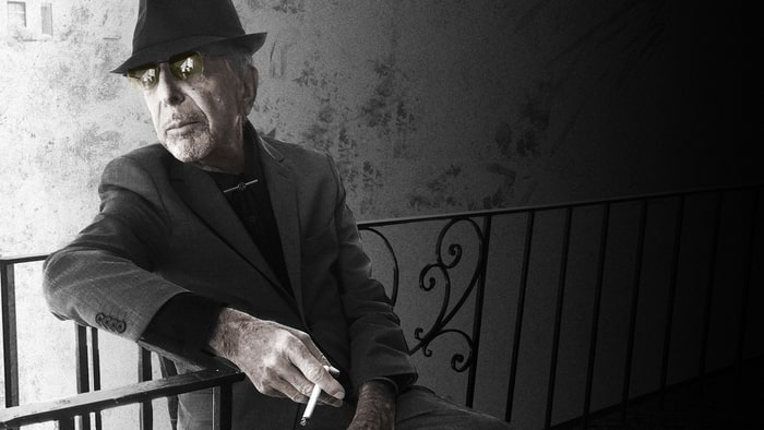 Leonard Cohen Announces Haunting New Album 'You Want It Darker' news