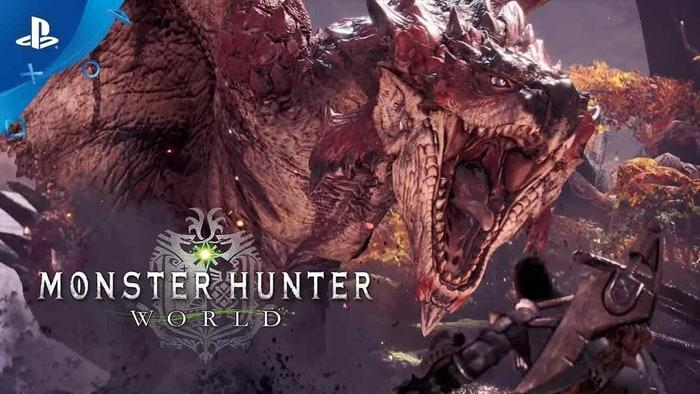 Monster Hunter World Launching Globally on January 26th 2018