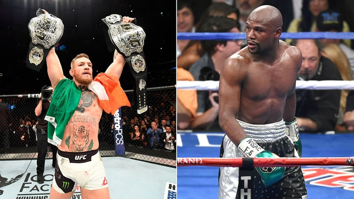 White offers Mayweather, McGregor $25M each