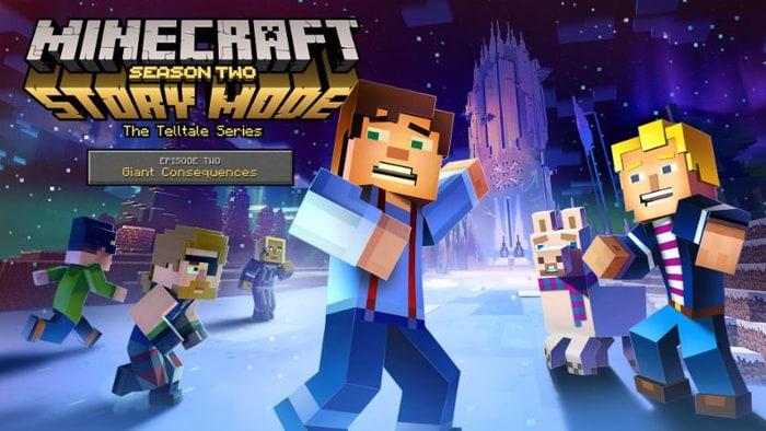 скачать Minecraft Story Mode игру - фото 9