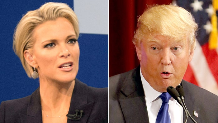 celebrity news donald trump does megyn kelly what said