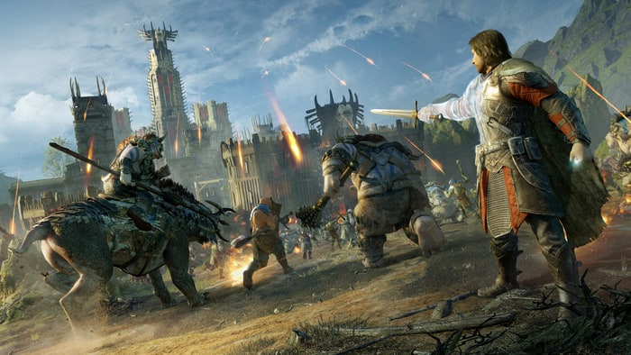 Middle-earth: Shadow of War free content updates and features announced