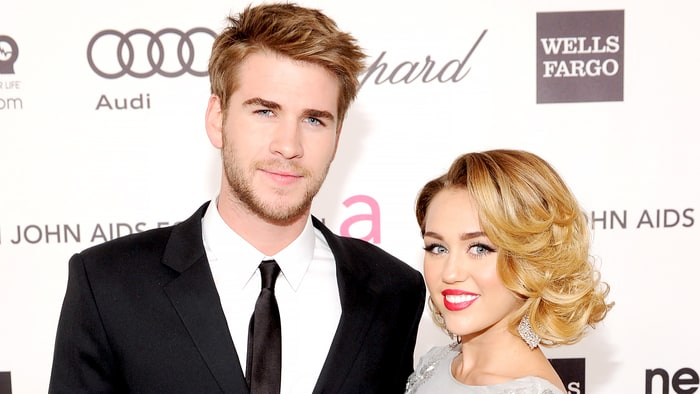 Liam Hemsworth Got 'Little Angel' Miley Cyrus a Birthday Ring