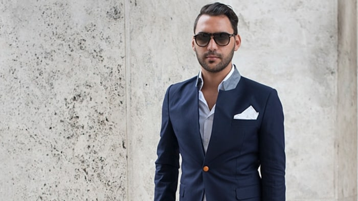 How to Wear a Suit Casually - Todd Snyder's Advice - Men's Journal