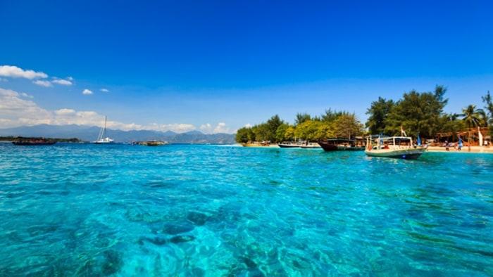 Image Result For Tempat Wisata Di Lombok Gili Trawangan