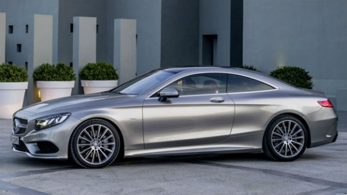 2015 mercedes s class luxury sports coupe review men 39 s for Sporty mercedes benz