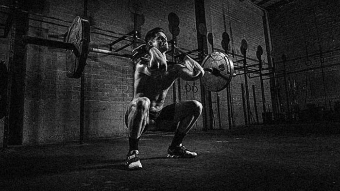 how to get from big to small in weight lifting