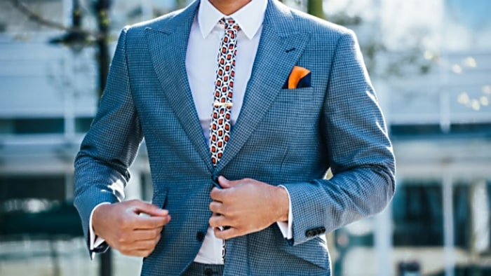 How to Measure Yourself for a Custom Suit Online - Men's Journal