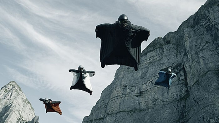 Point Break, Reborn: How The Greatest Movie Stunt of All Time Was ...