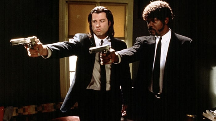 analysis of pulp fiction article by Articles symbolism, meaning & nihilism in quentin tarantino's pulp fiction mark conard reveals the metaphysical truths lurking under the rug in tarantino's cult classic nihilism is a term which describes the loss of value and meaning in people's lives.
