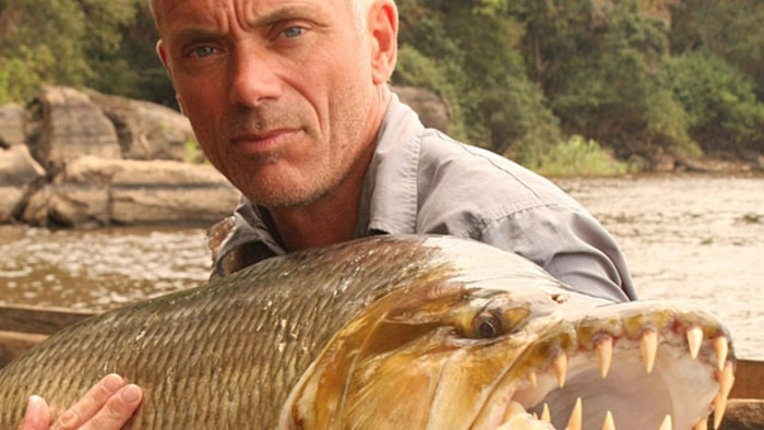 Q&A: Jeremy Wade, Host of 'River Monsters' - Men's Journal