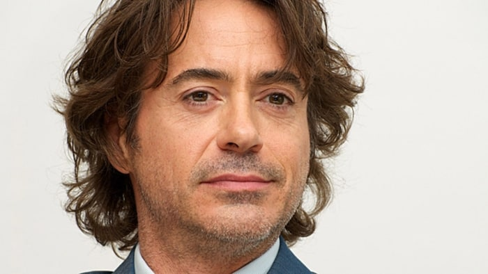 Robert Downey Jr.'s Cosmic Punishment - Men's Journal