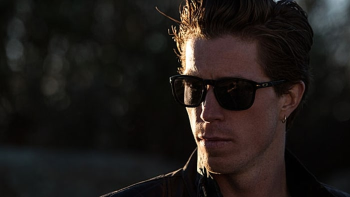 oakley shades nx77  Shaun White's Shades for Life on the Ground