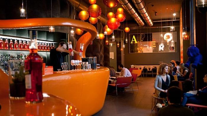 Best Aperol Bar In Milan Terrazza Aperol Men S Journal