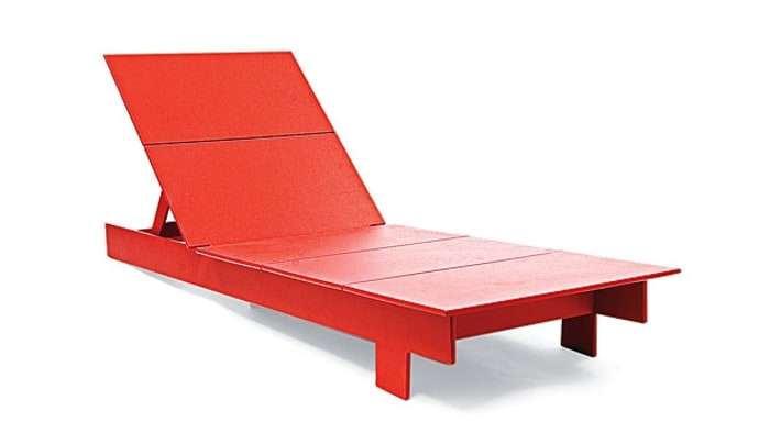 The Greener More Comfortable Outdoor Lounge Chair Mens Journal