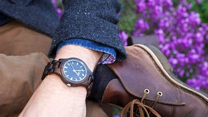 wooden watches done right men s journal credit courtesy of jord watches