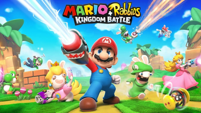 Mario + Rabbids Kingdom Battle will have a DLC Season Pass
