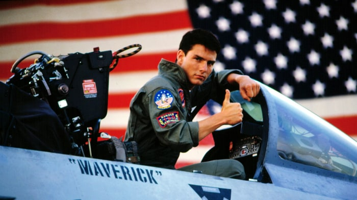 Iconic 80s movie Top Gun being shown at Gosfield Lake