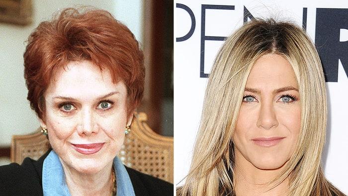 Jennifer Aniston's Mother Nancy Dow Dead At 79 | moviepilot.com