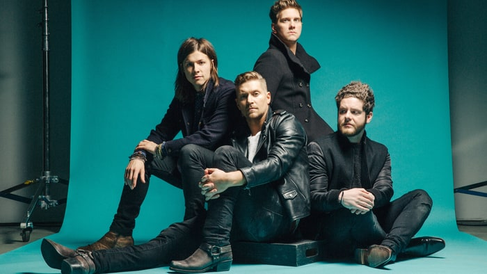 Needtobreathe Talk Christian Band Stigma, Experimental New LP news