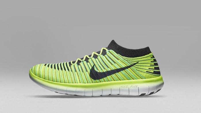 Nike Free Rn Flyknit Vs Nike Free Rn Motion