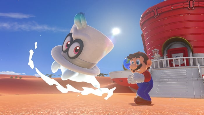 New 'Super Mario Odyssey' Details Hit In Nintendo Direct This Week