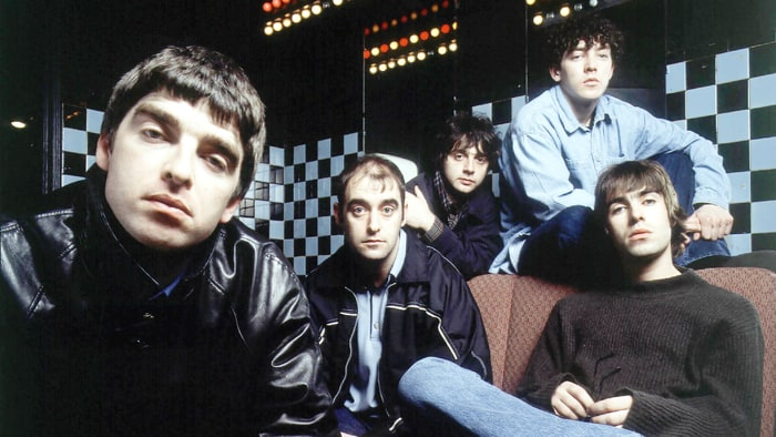See Oasis' Raw, Vintage Rehearsal of 'All Around the World' news