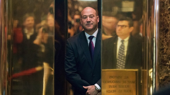 magazine story gary cohn trump washington post media