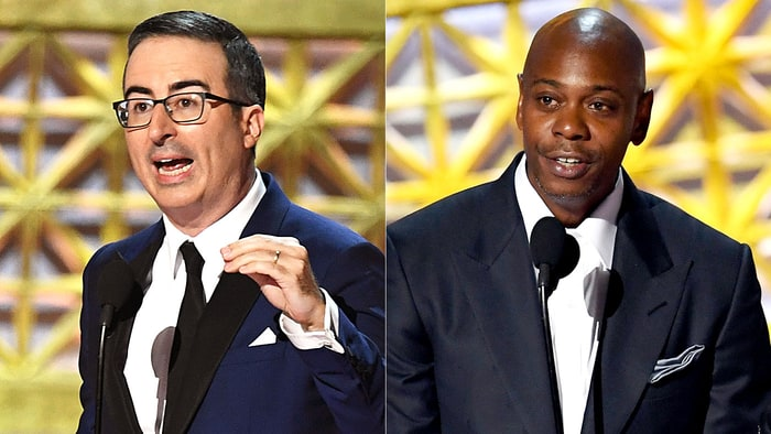 DC Public Schools Trended During Emmys Thanks to John Oliver & Dave Chappelle