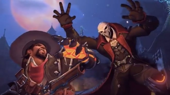 Overwatch Halloween Terror Confirmed with New Teaser