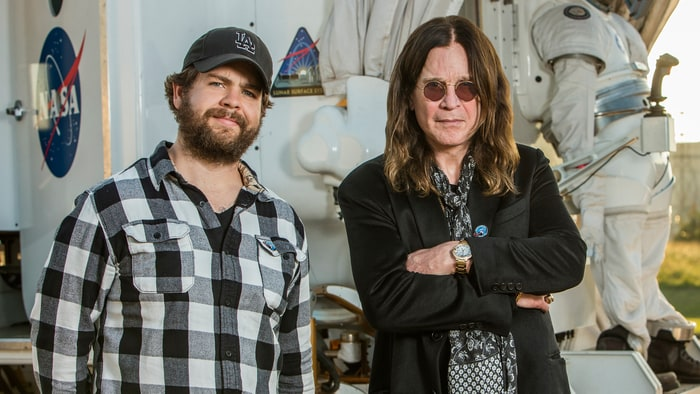 Ozzy, Jack Osbourne on Their 'World Detour': 'It's Been a Laugh' news