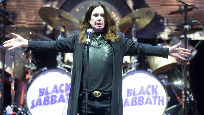 Ozzy Osbourne Enters 'Intense Therapy' for Sex Addiction news