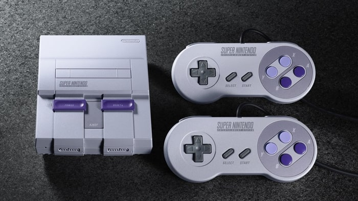 Nintendo SNES Classic Mini Pre-Orders From 'Late This Month'