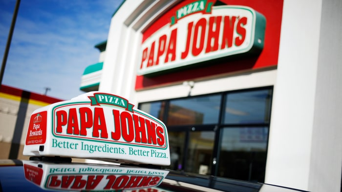 Papa John's apologizes for