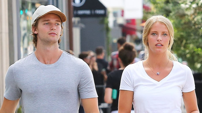 Patrick schwarzenegger dating