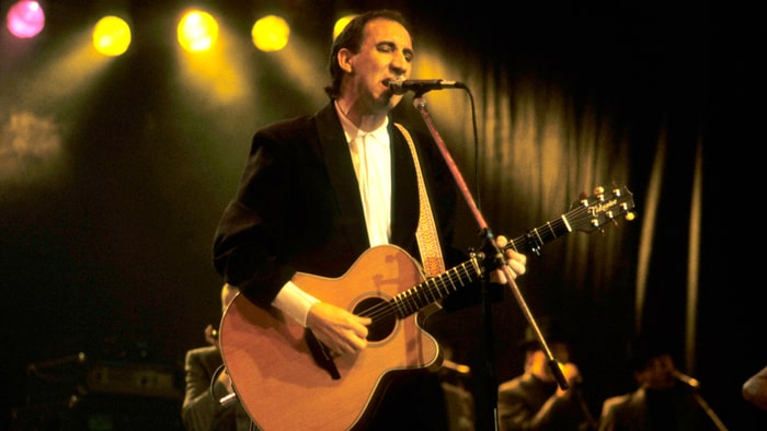 Flashback: Pete Townshend Returns to Woodstock in 1998 news