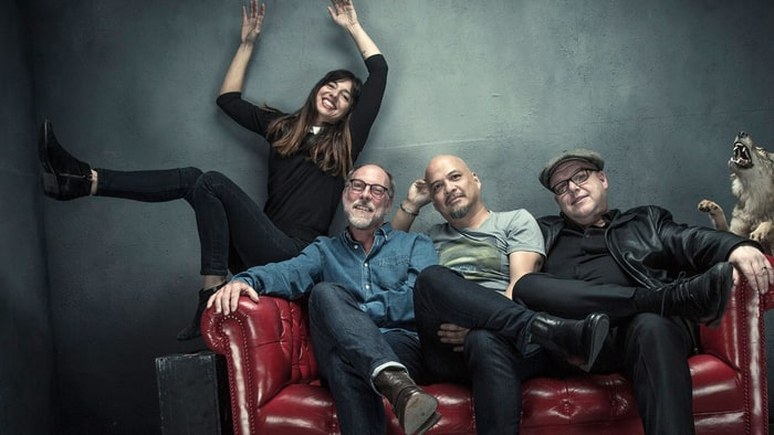 Hear Pixies' Surging New Song 'Talent' news