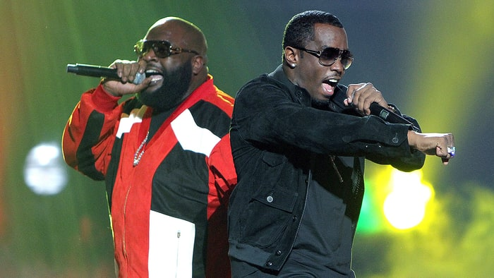 Hear Puff Daddy's 'Watcha Gon' Do' With Rick Ross, Notorious B.I.G.