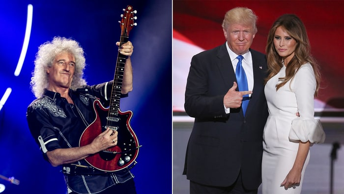 Queen 'Frustrated' by Donald Trump After RNC Song Usage news