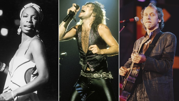 Bon Jovi, Nina Simone Among Rock & Roll Hall of Fame 2018 Inductees