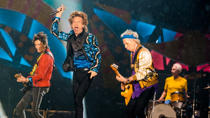 Ronnie Wood Confirms Rolling Stones Working on New Album news