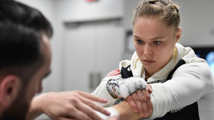 Ronda Rousey returns to acting with 'Blindspot' guest starring role