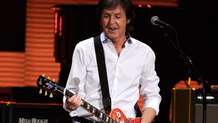 Paul McCartney Announces Spring Tour Dates « Radio.com