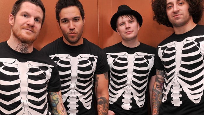 How fall out boy rose again rolling stone fall out boy in new york city credit stephen lovekingetty images for iheartradio sciox Choice Image