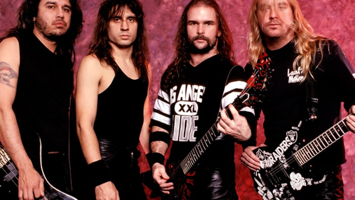 heavy metal thunder slayer megadeth and anthrax storm