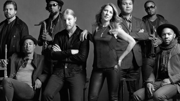 Tedeschi Trucks Band Bring It Home Rolling Stone