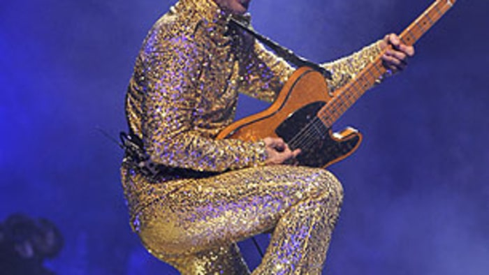 Prince Plays Final Madison Square Garden Show Rolling Stone