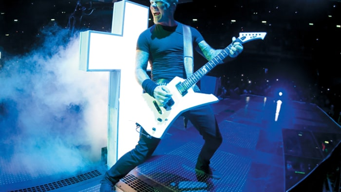 Stream Metallica's 'Ma...