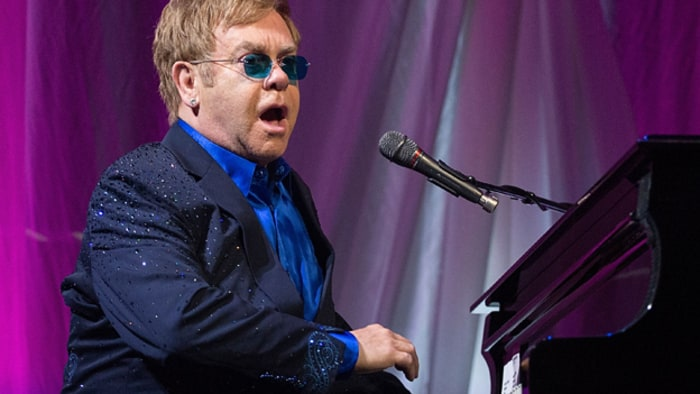 elton john hits the road with the hits rolling stone. Black Bedroom Furniture Sets. Home Design Ideas